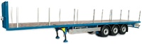 semi remolque plataforma Marge Models 1901-03 escala 1/32
