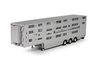 semi-remolque transporte animales Tekno 70607 escala 1/50
