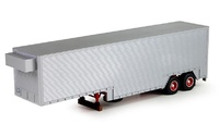 trailer caja cerrada clasico Tekno 70609 escala 1/50