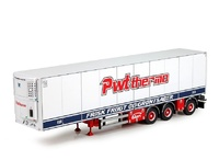trailer frigorifico Peter Wouters Tekno 73950 escala 1/50