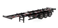 trailer transporte contenedores Diecast Masters 91024 escala 1/50